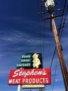Stephen's Meat Products | Flickr - Photo Sharing!