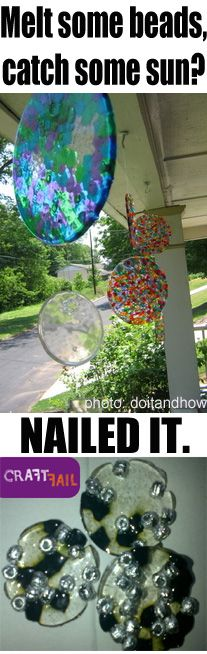 sun catcher nailed it