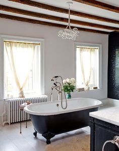 beauti bathroom, clawfoot tubs, bathroom designs