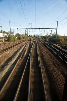 Riding the tracks of Europe's extensive and advanced rail network