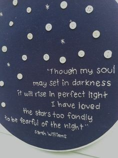 i have loved the stars too fondly...