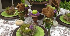 Top 10 Creative Tablescapes – Top Inspired