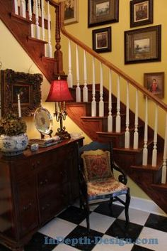 Entry Foyer