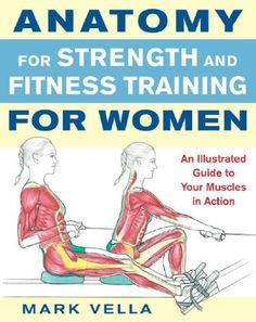 Anatomy for Strength and Fitness Training for Women http://www.mysharedpage.com/anatomy-for-strength-and-fitness-training-for-women
