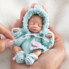 Ashton Drake Cute as a Button Doll