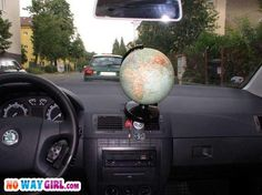 If you can't afford a GPS- no matter.