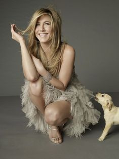 #JenniferAniston #trailblazer
