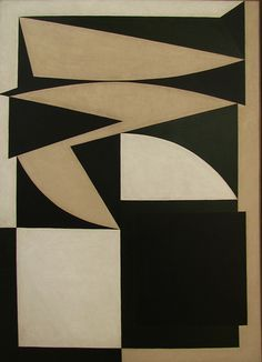 Victor Vasarely (painting) by Martin Beek, via Flickr