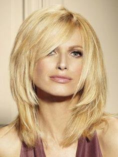 Love this hair cut - if I had longer hair
