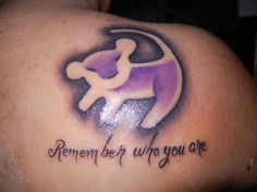 Lion king remember who you are tattoo ink pinterest for Remember who you are tattoo