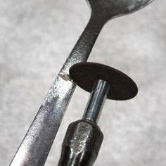 dremel fork cutting
