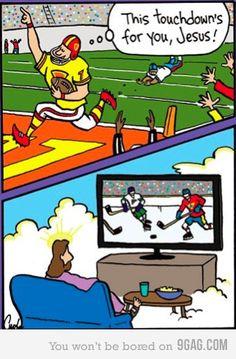 Hockey: better than everything else!