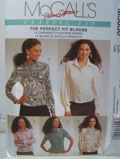 McCall's M5630 Women's Sewing Pattern  Women's by WitsEndDesign