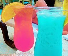 Pretty Drinks!