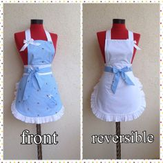 Lovely apron sexy apron by rengarenk on Etsy, $27.00