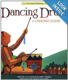 Amazon.com: Dancing Drum (Native American Legends & Lore) (9780816723621): Cohlene: Books