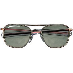 U.S. Military Issue Sunglasses - Pilot 57mm - $52.95