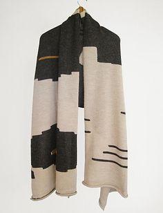 scarf @ pour porter