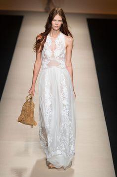 Alberta Ferretti Fashion Week Spring 2015.