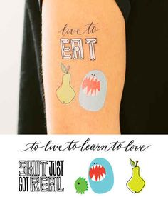 """""""Live to EAT"""" 