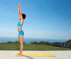 Women who do yoga 3x/week have better balance, muscle control & leg strength. Hello, stilettos!