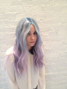 another pastel hair love!