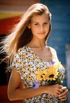 Krissy Taylor, 1978-1995 was an American model, she was only 17 years old when she died.