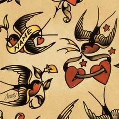 sailor jerry heart arrow  sailor jerry hearts and...