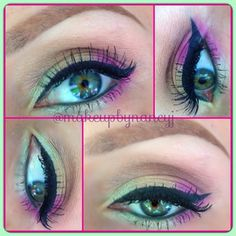 Makeup ideas on Instagram- @makeupbynancyj