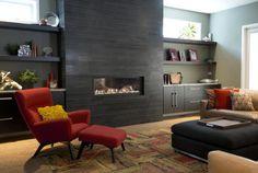 Ebony Basalt IL Tile | Modern Wall Tile System | Norstoneusa.com