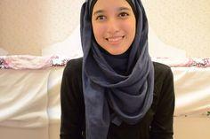 4 gaya hijab untuk sehari-hari