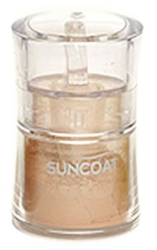 Suncoat Powder Mineral Eye Shadow (with brush) Fragrance-free, talc-free, no nano particles, vegan. Available @ Leaf & Bud Naturals (Fenswick, Ontario) #fragrancefree #unscented #scentfree #vegan #talcfree