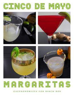 4 Delicious Cinco de Mayo Margarita Recipes