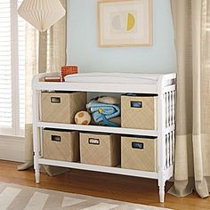 Liberty Changing Table | Serena & Lily
