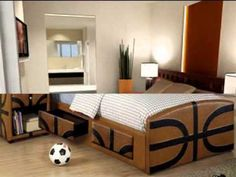 tre 39 s basketball themed room on pinterest basketball wall basketba