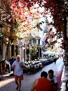 Nafplion Morning; Peloponnese, Greece; by Oliviero Olivieri