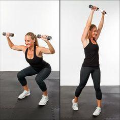 Thigh-toning workouts