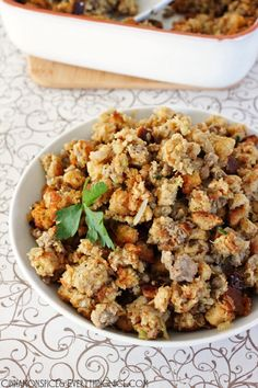 Home-Style Sausage Stuffing