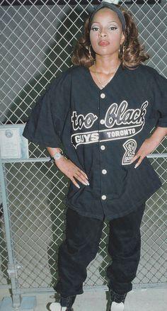 Mary J. Blige!