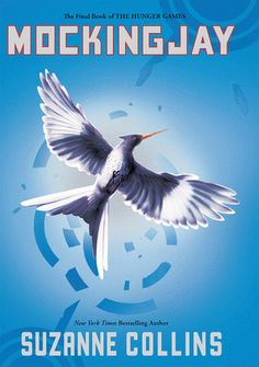 The Hunger Games #3: Mockingjay by Suzanne Collins