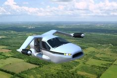 The future of motoring: flying cars?