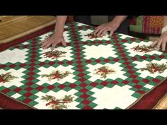 Longarm Quilting Challenges - YouTube