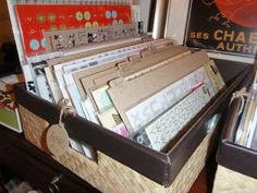 organizing scrapbook stickers, storage solutions, front rooms, scrapbook sticker storage, scrapbook sticker organization, scrapbook paper, craftroom, classroom organ, craft rooms