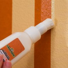 Liquid PainBlock® Technology for FrogTape® Textured Surface painter's tape