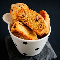 Easy and delicious Maple-Pecan Biscotti