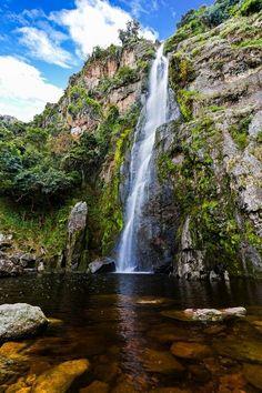 Cascada del vino Lara Venezuela