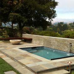 Zwembaden on pinterest indoor swimming pools swimming pools and pool houses - Outdoor decoratie zwembad ...