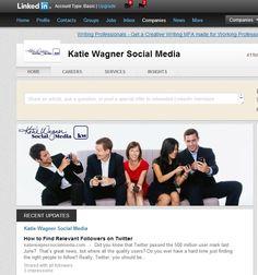 LinkedIn Company Page Sports New Look