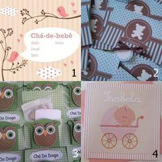 Modelos de convites para chá de bebê! http://www.mildicasdemae.com.br/2013/01/convites-para-cha-de-bebe.html