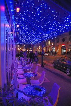 Cafe Le Marais, in Paris. ~ http://vipsaccess.com/luxury-hotels-paris.html